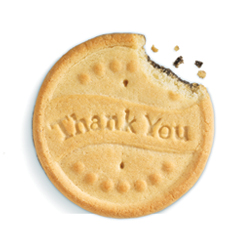 Thanks-A-Lot cookie