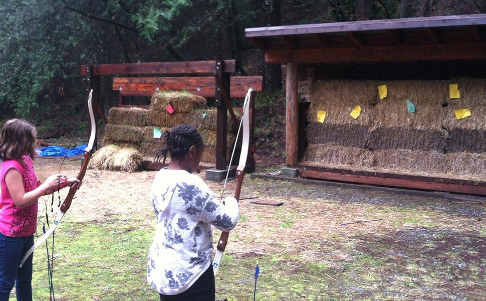 Camp Fleming Archery Range