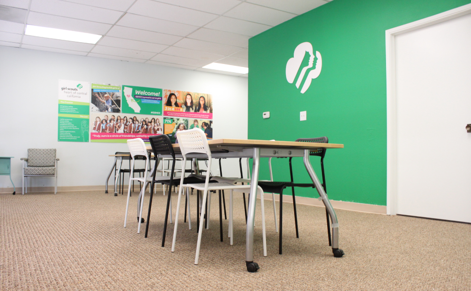 facility rentals girl scouts heart of central california