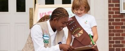 WHERE YOUR GIRL BELONGS | Girl Scouts