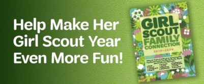 Help make her a girl scout year even more fun! banner image.